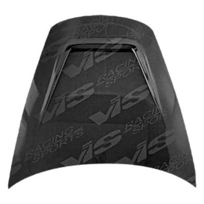 VIS Racing - Carbon Fiber Hood G Tech Style for Porsche Boxster 2DR 05-12 - Image 2