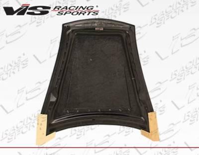 VIS Racing - Carbon Fiber Hood G Tech Style for Porsche Boxster 2DR 97-04 - Image 2