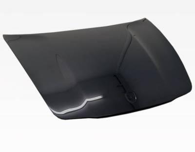 VIS Racing - Carbon Fiber Hood OEM Style for Porsche Panamera 4DR 2010-2016 - Image 1