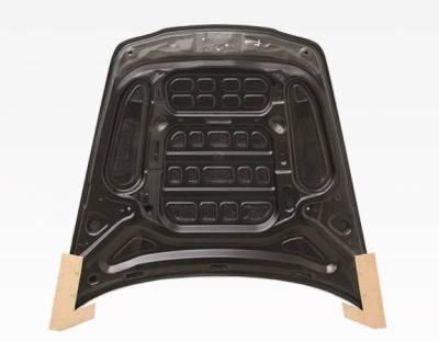 VIS Racing - Carbon Fiber Hood OEM Style for Porsche Panamera 4DR 2010-2016 - Image 4