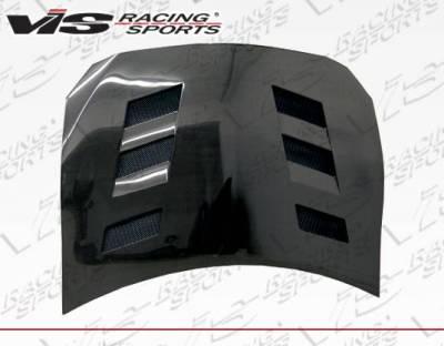 VIS Racing - Carbon Fiber Hood AMS Style for Scion FRS 2DR 2013-2020 - Image 2