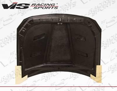 VIS Racing - Carbon Fiber Hood AMS Style for Scion FRS 2DR 2013-2020 - Image 3