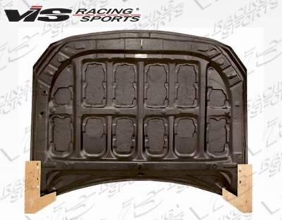 VIS Racing - Carbon Fiber Hood OEM Style for Scion FRS 2DR 2013-2020 - Image 3