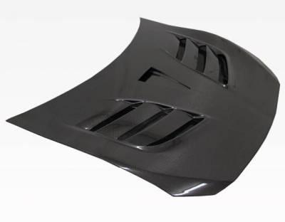 VIS Racing - Carbon Fiber Hood VRS Style for Scion FRS 2DR 2013-2020 - Image 2