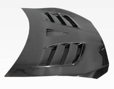 VIS Racing - Carbon Fiber Hood VRS Style for Scion FRS 2DR 2013-2020 - Image 3