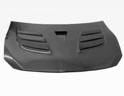 VIS Racing - Carbon Fiber Hood VRS Style for Scion FRS 2DR 2013-2020 - Image 4