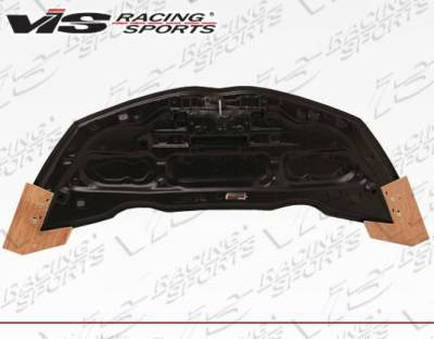 VIS Racing - Carbon Fiber Hood OEM Style for Scion IQ 2DR 12-15 - Image 4
