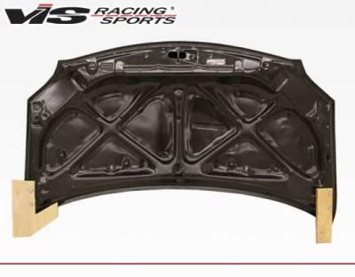 VIS Racing - Carbon Fiber Hood OEM Style for Scion TC 2DR 11-13 - Image 4