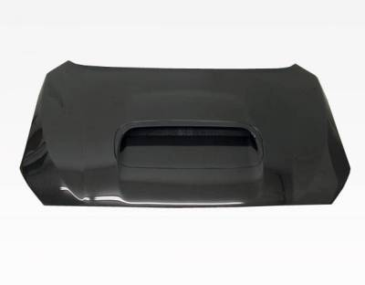VIS Racing - Carbon Fiber Hood STI Style for Subaru WRX 4DR 2015-2020 - Image 3