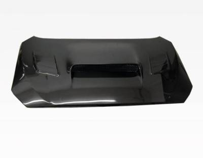 VIS Racing - Carbon Fiber Hood VRS Style for Subaru WRX 4DR 2015-2020 - Image 3