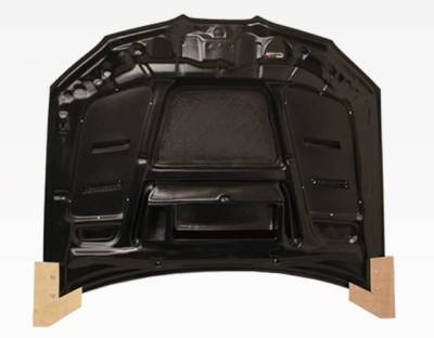 VIS Racing - Carbon Fiber Hood VRS Style for Subaru WRX 4DR 06-07 - Image 5