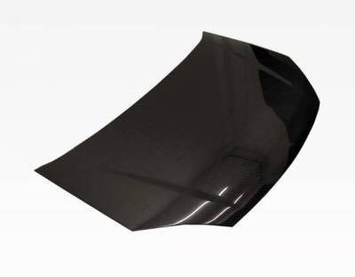 VIS Racing - Carbon Fiber Hood OEM Style for Suzuki Aerio 4DR 03-07 - Image 2