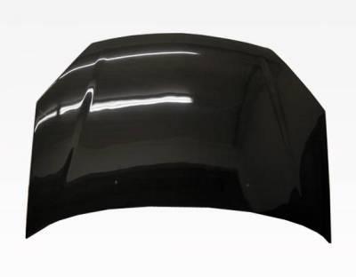 VIS Racing - Carbon Fiber Hood OEM Style for Suzuki Aerio 4DR 03-07 - Image 3