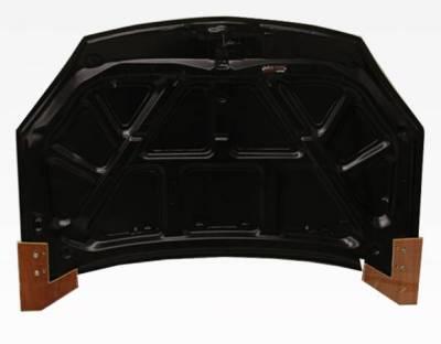 VIS Racing - Carbon Fiber Hood OEM Style for Suzuki Aerio 4DR 03-07 - Image 4
