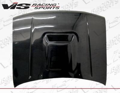 VIS Racing - Carbon Fiber Hood OEM/Scoop Style for Toyota 4 Runner 4DR 96-02 - Image 3