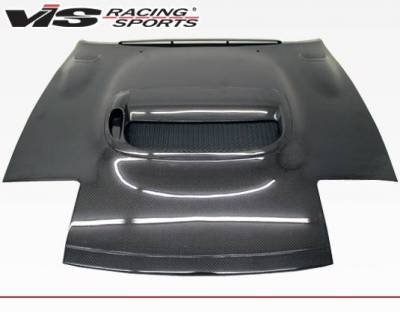 VIS Racing - Carbon Fiber Hood CS Style for Toyota Celica 2DR 90-93 - Image 6