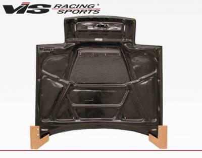 VIS Racing - Carbon Fiber Hood Invader Style for Toyota Celica 2DR 90-93 - Image 4