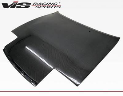 VIS Racing - Carbon Fiber Hood OEM Style for Toyota Celica 2DR 90-93 - Image 1