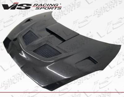 VIS Racing - Carbon Fiber Hood EVO Style for Toyota Celica 2DR 00-05 - Image 2