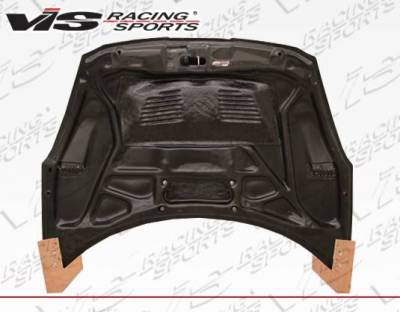 VIS Racing - Carbon Fiber Hood EVO Style for Toyota Celica 2DR 00-05 - Image 4