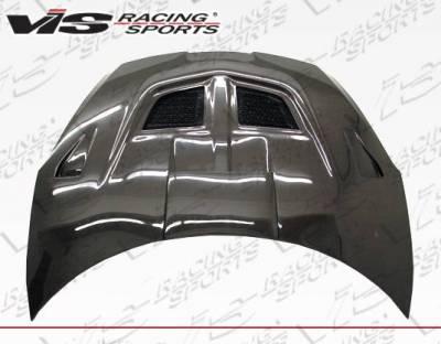 VIS Racing - Carbon Fiber Hood EVO Style for Toyota Celica 2DR 00-05 - Image 5