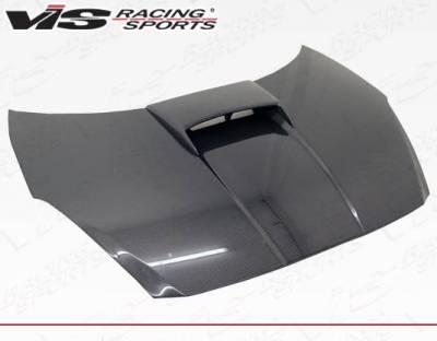 VIS Racing - Carbon Fiber Hood OEM Style for Toyota Celica 2DR 00-05 - Image 2