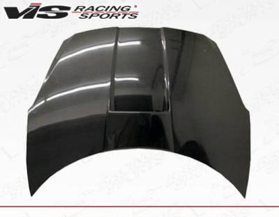 VIS Racing - Carbon Fiber Hood OEM Style for Toyota Celica 2DR 00-05 - Image 3