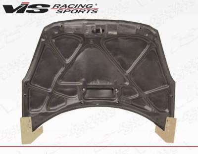 VIS Racing - Carbon Fiber Hood OEM Style for Toyota Celica 2DR 00-05 - Image 4