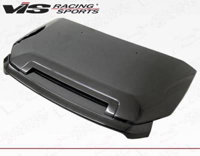 VIS Racing - Carbon Fiber Hood OEM Style for Toyota FJ 2DR 2006-2014 - Image 2