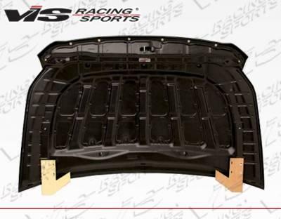 VIS Racing - Carbon Fiber Hood OEM Style for Toyota FJ 2DR 2006-2014 - Image 3