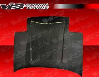 VIS Racing - Carbon Fiber Hood OEM Style for Toyota MR2 2DR 85-89 - Image 1