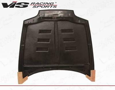 VIS Racing - Carbon Fiber Hood Terminator Style for Toyota Supra 2DR 93-98 - Image 4