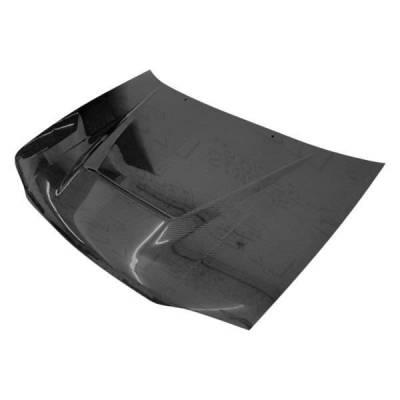VIS Racing - Carbon Fiber Hood Invader Style for Volkswagen Golf 4 2DR & 4DR 99-05 - Image 1