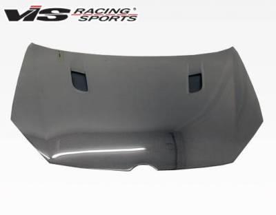 VIS Racing - Carbon Fiber Hood RVS Style for Volkswagen Golf 6 2DR & 4DR 10-14 - Image 3