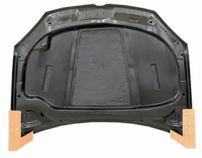 VIS Racing - Carbon Fiber Hood RVS Style for Volkswagen Golf 6 2DR & 4DR 06-09 - Image 4