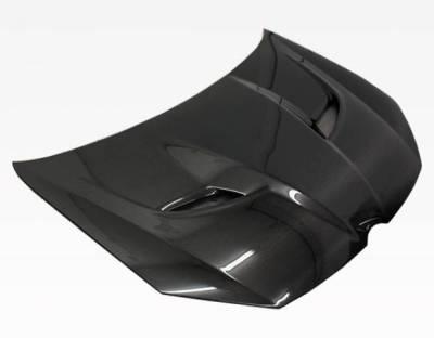 VIS Racing - Carbon Fiber Hood DTM Style for Volkswagen Golf 7 2DR & 4DR 2015-2019 - Image 2