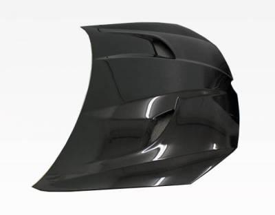 VIS Racing - Carbon Fiber Hood DTM Style for Volkswagen Golf 7 2DR & 4DR 2015-2019 - Image 3