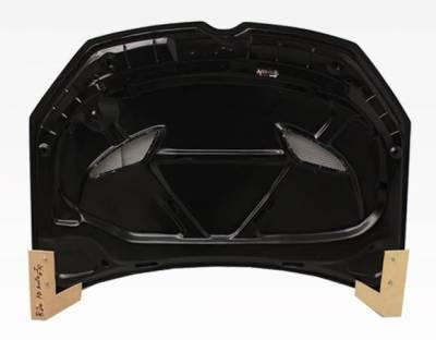 VIS Racing - Carbon Fiber Hood DTM Style for Volkswagen Golf 7 2DR & 4DR 2015-2019 - Image 4