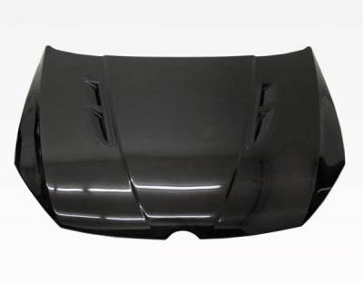 VIS Racing - Carbon Fiber Hood KS Style for Volkswagen Golf 7 2DR & 4DR 2015-2019 - Image 3