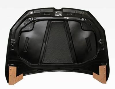 VIS Racing - Carbon Fiber Hood KS Style for Volkswagen Golf 7 2DR & 4DR 2015-2019 - Image 5