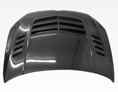 VIS Racing - Carbon Fiber Hood VST Style for Volkswagen Golf 7 2DR & 4DR 2015-2019 - Image 3