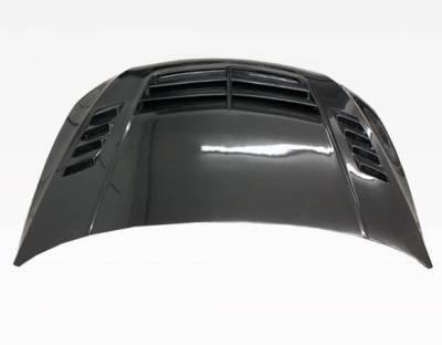 VIS Racing - Carbon Fiber Hood VST Style for Volkswagen Golf 7 2DR & 4DR 2015-2019 - Image 4