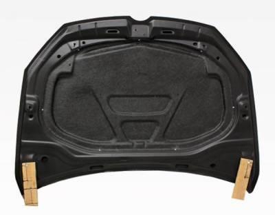 VIS Racing - Carbon Fiber Hood VST Style for Volkswagen Golf 7 2DR & 4DR 2015-2019 - Image 5