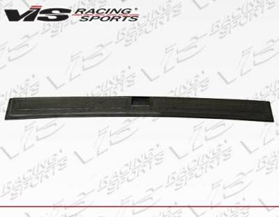 VIS Racing - Carbon Fiber Roof Spoiler A Tech Style for BMW E39 4DR 97-03 - Image 3