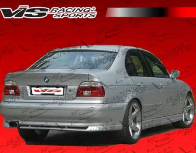VIS Racing - Carbon Fiber Roof Spoiler A Tech Style for BMW E39 4DR 97-03 - Image 4