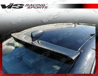 VIS Racing - Carbon Fiber Roof Spoiler Euro Tech Style for BMW E60 4DR 04-07 - Image 3