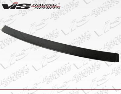 VIS Racing - Carbon Fiber Roof Spoiler A Tech Style for BMW E90 4DR 06-08 - Image 3