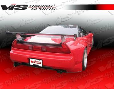 VIS Racing - Carbon Fiber Spoiler FX  Style for Acura NSX 2DR 91-07 - Image 3