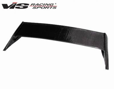 VIS Racing - Carbon Fiber Spoiler Type R  Style for Acura NSX 2DR 91-07 - Image 2