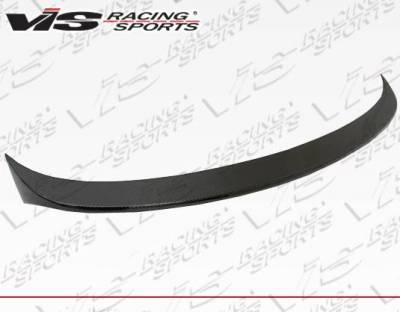 VIS Racing - Carbon Fiber Spoiler A Tech Style for BMW E90 4DR 06-08 - Image 5